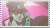 Jotaro Kujo Stamp 2 by mattlancer