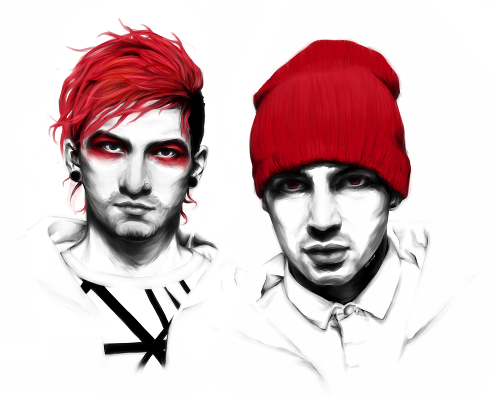 Twenty one pilots by khei kun on deviantart for Twenty pictures