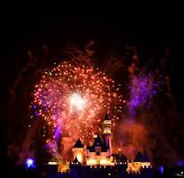 Disney Fireworks Spectacular by ExplicitStudios