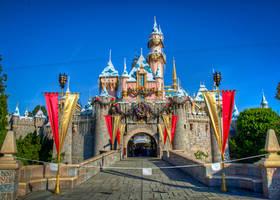 Merry Christmas Disneyland by ExplicitStudios
