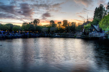 Sunset to Cherish by ExplicitStudios