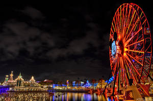 Mickey's Fun Wheel by ExplicitStudios