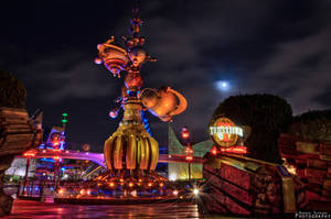 Tomorrowland Will Never Be Completed by ExplicitStudios