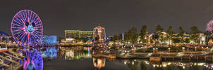 Pure Silence Over Paradise Pier by ExplicitStudios