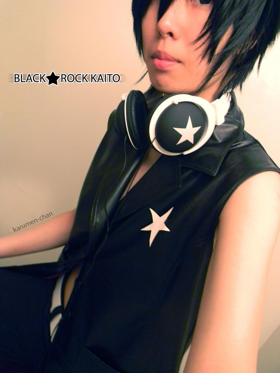 Black Rock Kaito by Karumen-Chan
