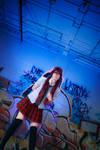 Mari Makinami Illustrious 02