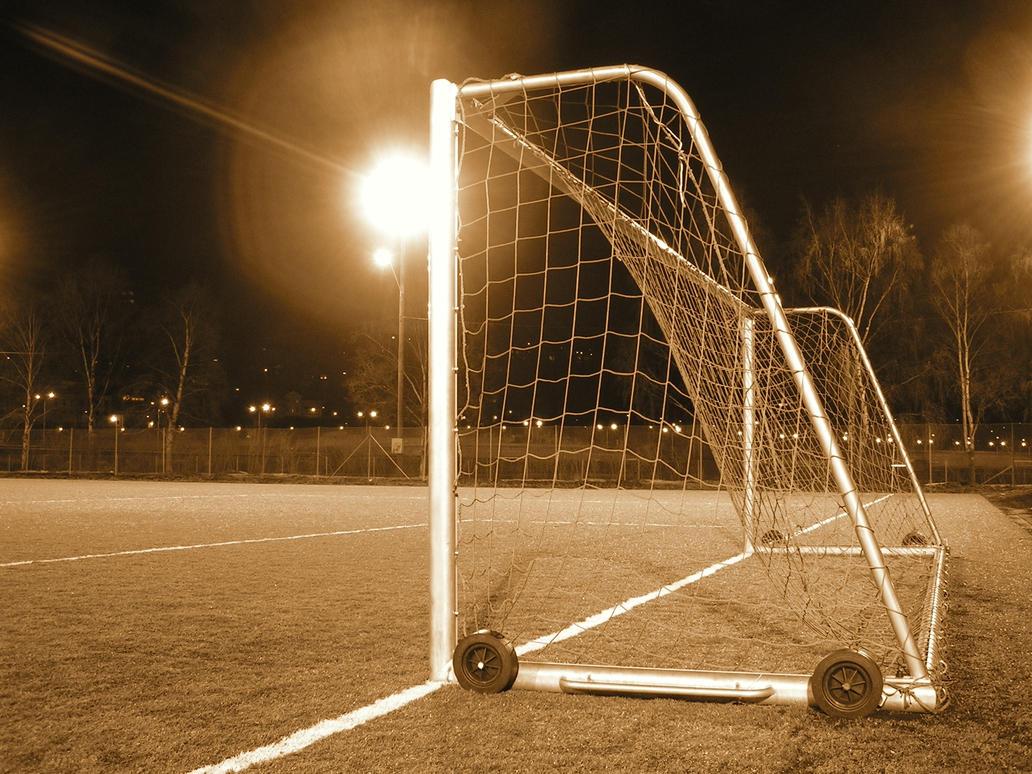 Empty goal