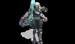 League of Legends Default Skin Diana by Yaratuvchi