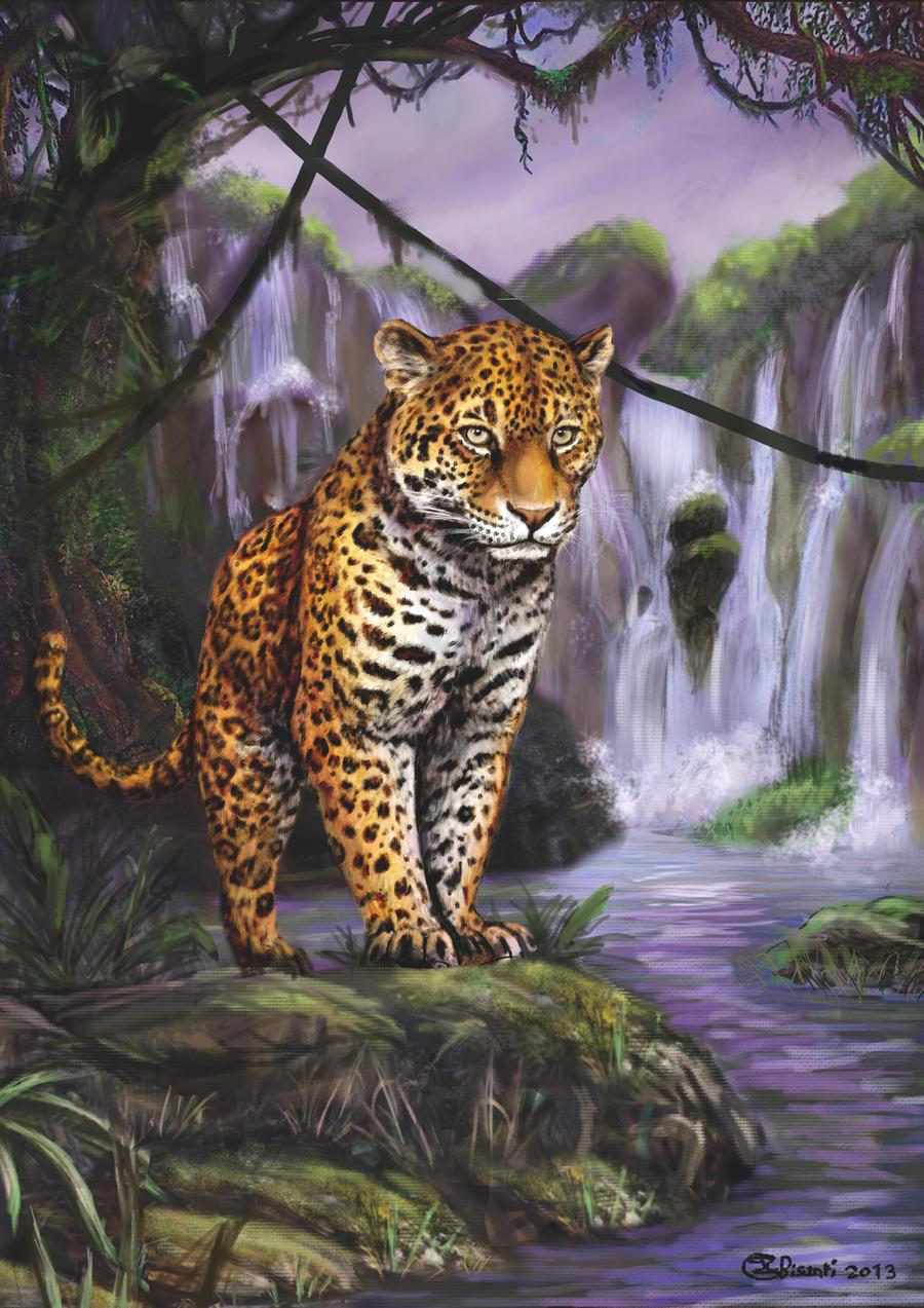 Jaguar - digital by Bisanti