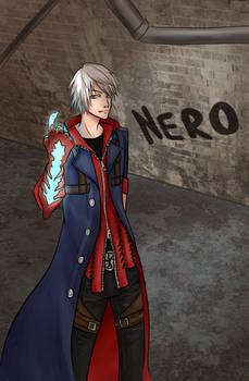 DMC4 - Nero
