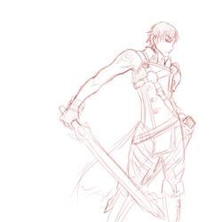 Chrom Sketch