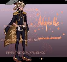 ADOPTABLE 3 [OPEN] by NamiSendo