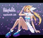 ADOPTABLE 4 [OPEN] by NamiSendo