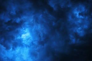 Eerie sky stock 2
