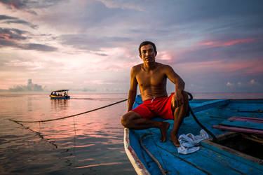 Island Life in Indonesia by little-spacey