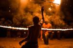 Vanuatu Fire Dance