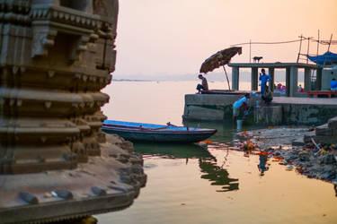 Ganges Morning