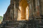 Bagan Temple Stock