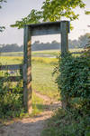 Country Fence Stock