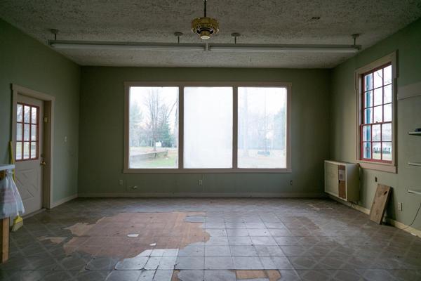 empty room wallpaper 1710x1226 - photo #17