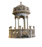 Sintra Tower Cutout by little-spacey
