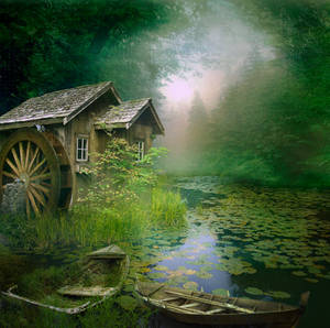 Forest Mill by little-spacey