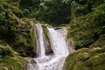 Mexico Jungle Waterfall