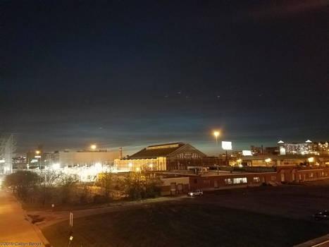 Grand Station Nighttime