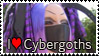 Cybergoth Stamp by Tazpire