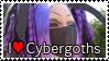 Cybergoth Stamp by Tazpire