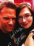 Photo selfie signed by DannyPling