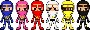 Mighty Morphin Power Rangers  The Movie Pt 2 by Power-Ranger-S-S