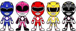 All New Power Rangers by Power-Ranger-S-S