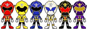 Gokaiger@Animazement 2014 by Power-Ranger-S-S