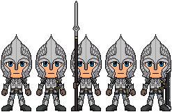 Gondor's Soldier