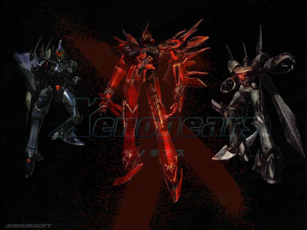 Xenogears by PeapersXenogears Wallpaper