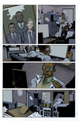 QW page 4 by Tom Fowler color by Chaz