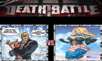 Wall Might vs Patriotika