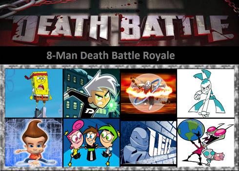 Nickelodeon Battle Royale