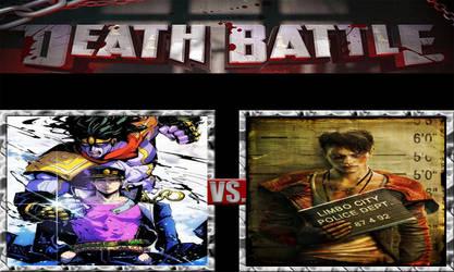 Jotaro Kujo vs DMC Dante