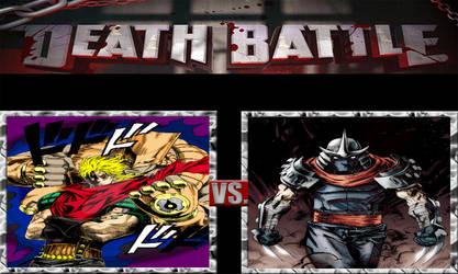 DIO vs Shredder