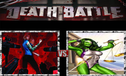The Bionic Woman vs She Hulk