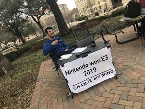 My reaction to who won E3 2019