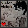 Victor + Victoria Avatar by Princess-Kraehe