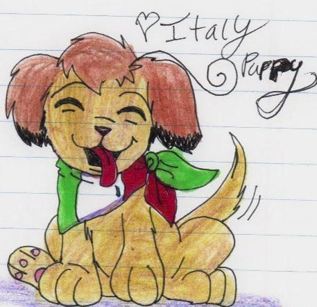 Movie puppy love italy
