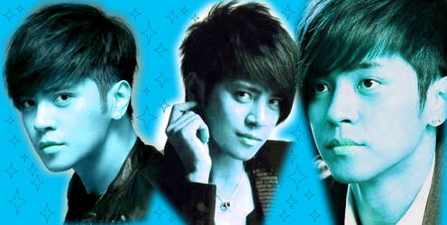 Show Luo Blue Banner