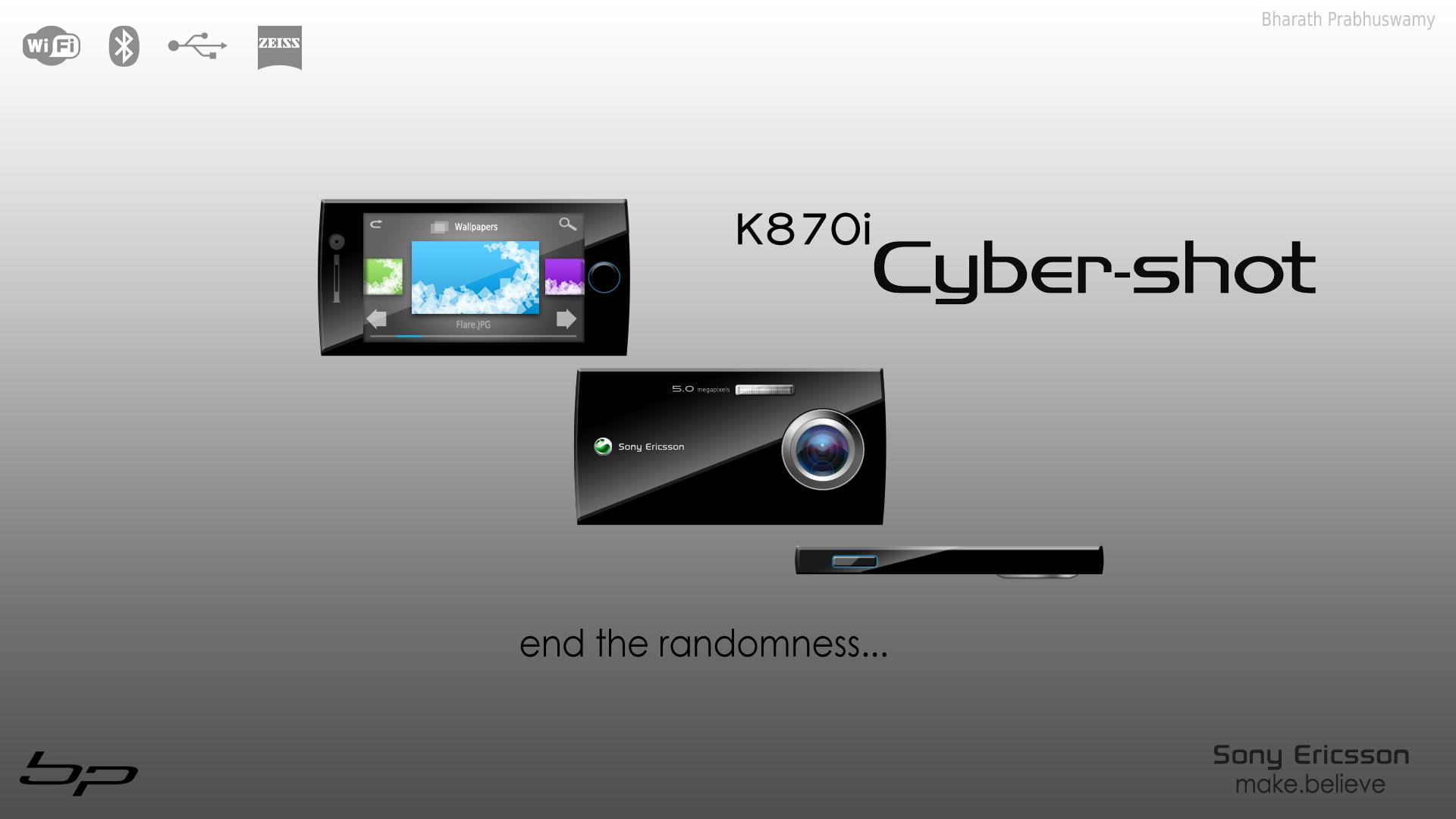Sony Ericsson K870i - Part 2