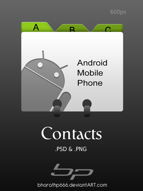 Android: Contacts