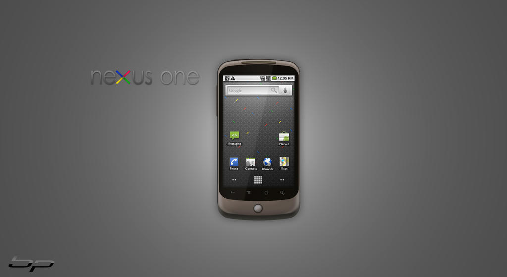 nexus one Desktop wallpaper 1 by bharathp666