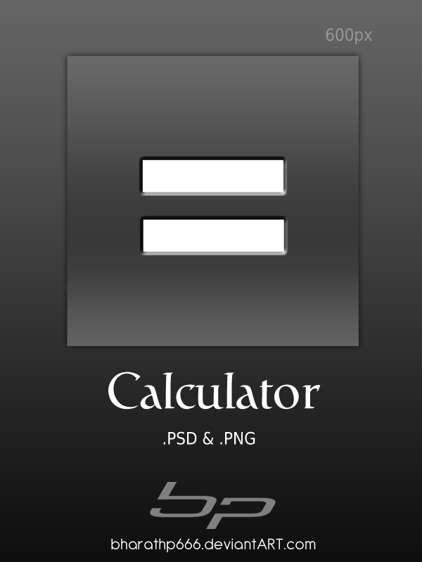 Android: Calculator by bharathp666